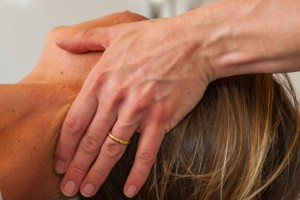 Hands on treatment