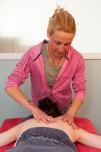 Sports Massage at Fishguard Chiropractic Clinic